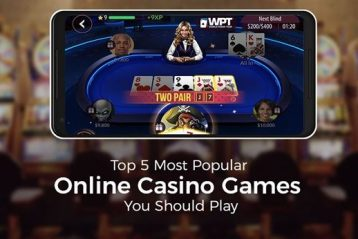 Five Best Casino Games