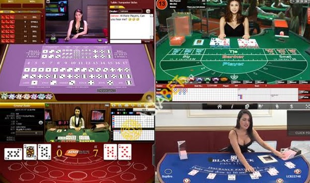 Tbsbet Singapore Casino Games