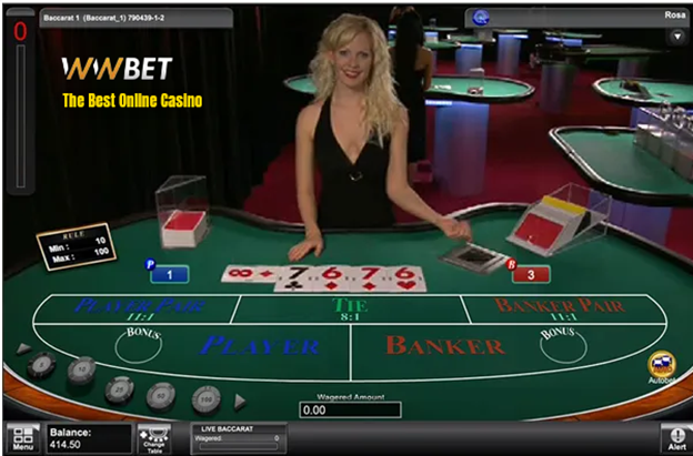 Everything You Should Know about Baccarat Side Betting